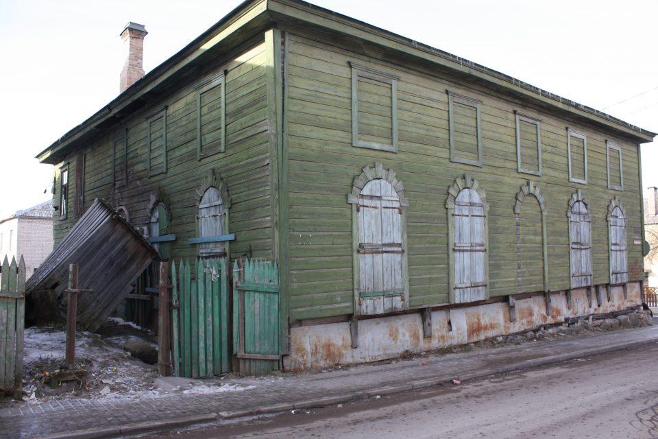 Beidzot tiks restaurēta Rēzeknes Zaļā sinagoga