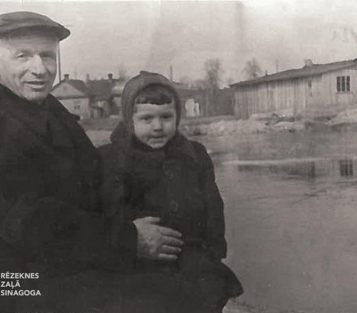 Melameds Aizeks, Melamed (Lesova) Basja