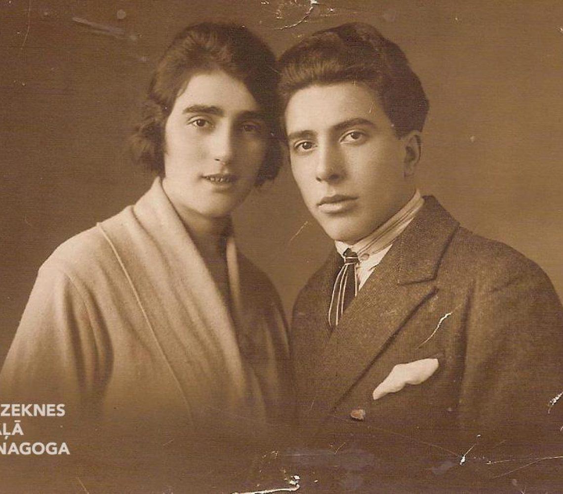 Serebro Judeļ, Serebro Polina