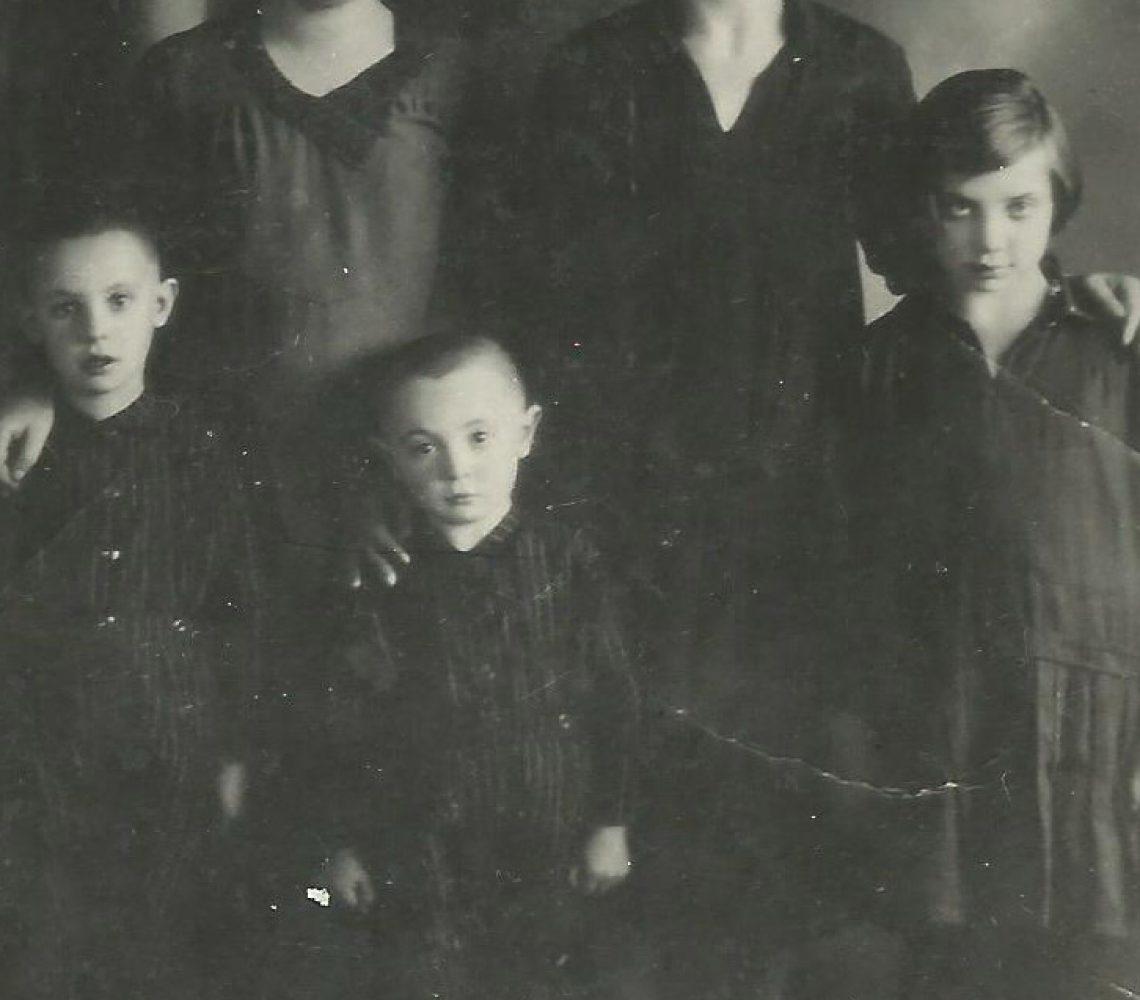 Rahailovičs Eliezers (Leizers), Rahailovičs Boriss (Baruhs), Rahailovič Batja (Basja), Rahailovič Beti, Rahailovič Ester