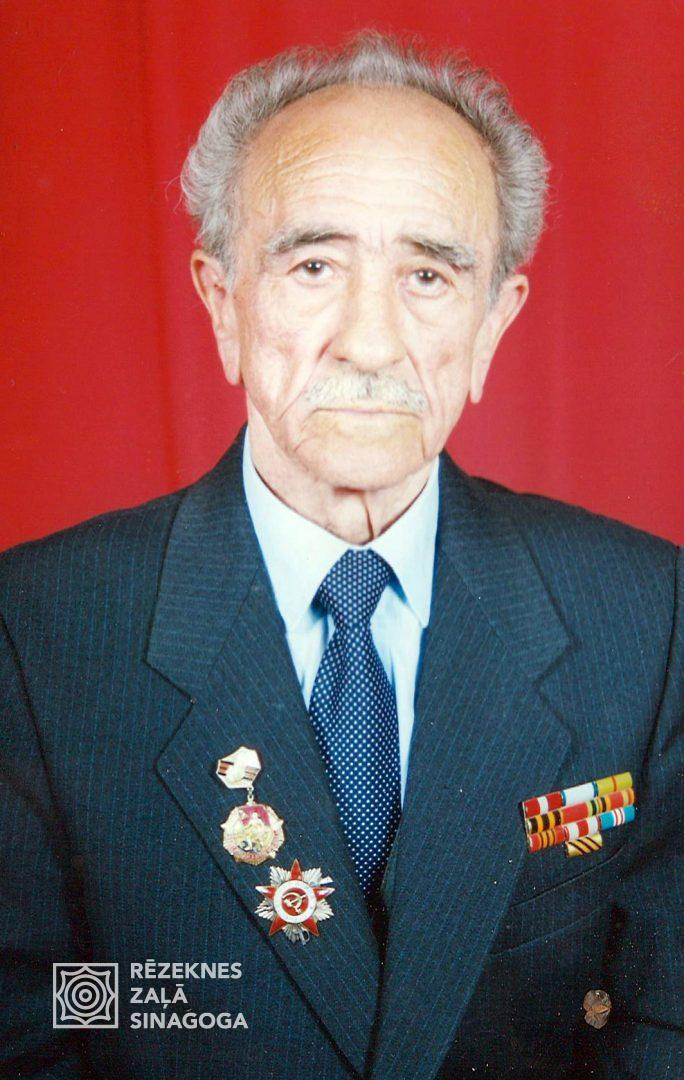 Šklovskis Naums