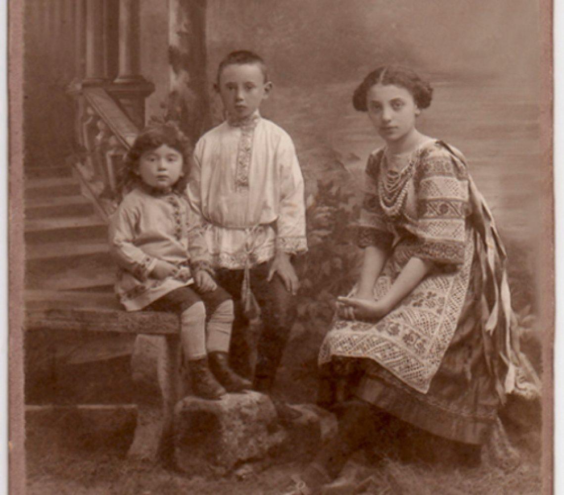 Falkenšteins Vitālijs, Falkenšteins Mihails, Falkenštein Frida