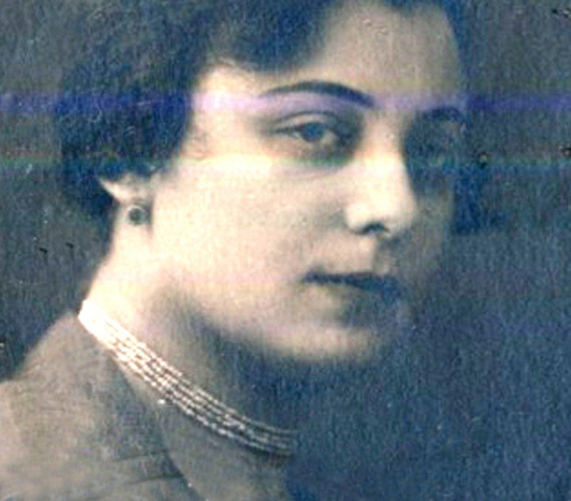 Falkenštein Frida (Frada)