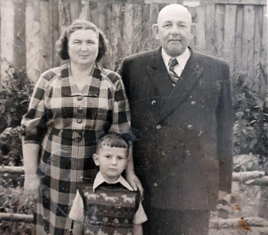 Levins Dāvids, Levina Maņa, Balkins Ļova